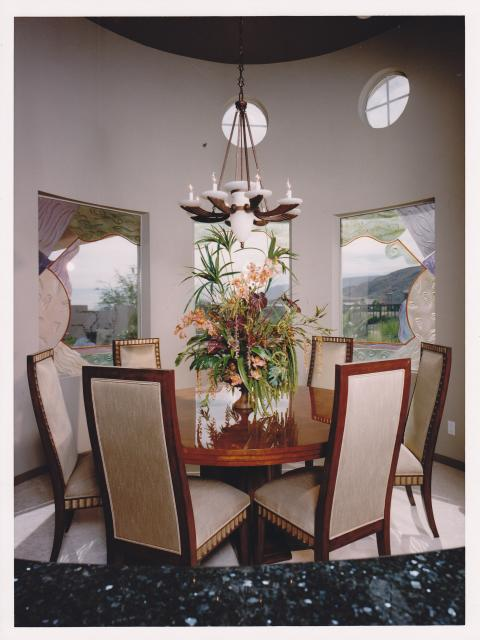 contemporary-dining room